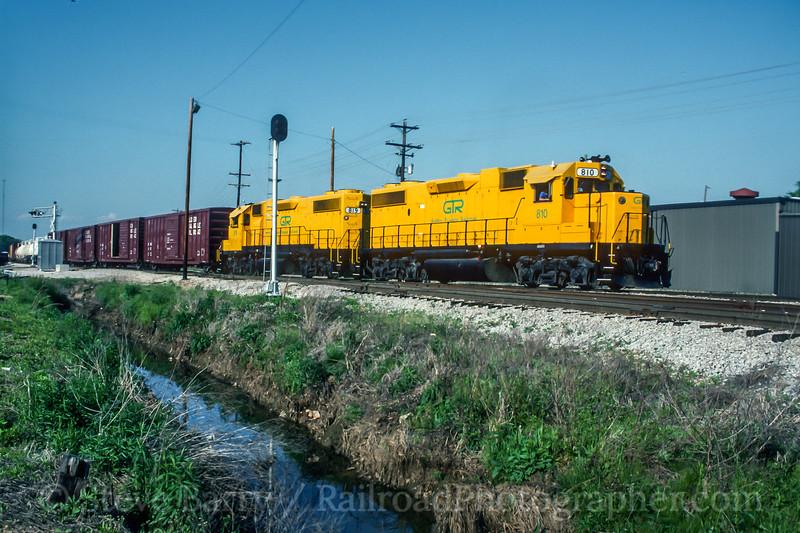 Photo 5121<br /> Golden Triangle<br /> Columbus, Mississippi<br /> April 1992