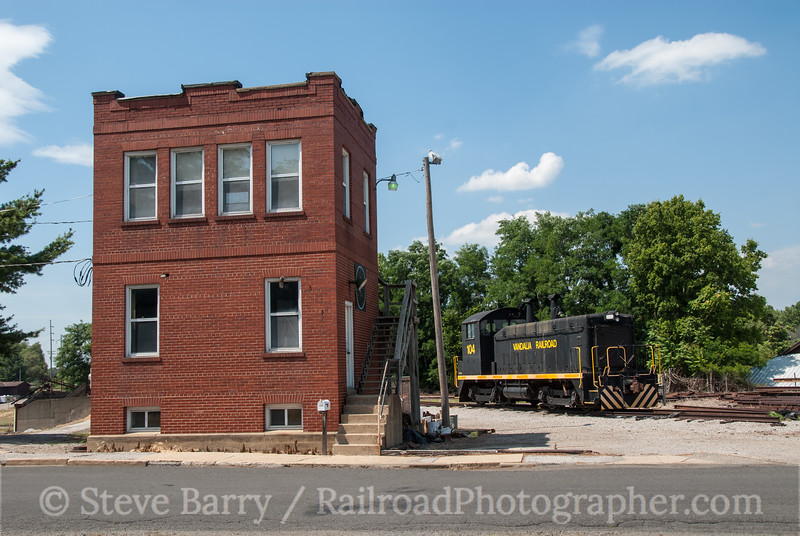 Photo 2334<br /> Vandalia Railroad; Vandalia, Illinois<br /> June 10, 2012