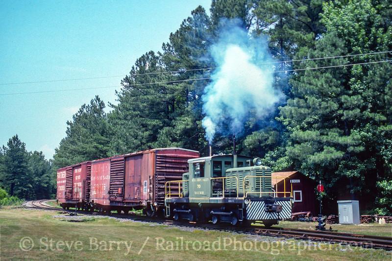 New Hope Valley; Bonsal NC; 6/20/96
