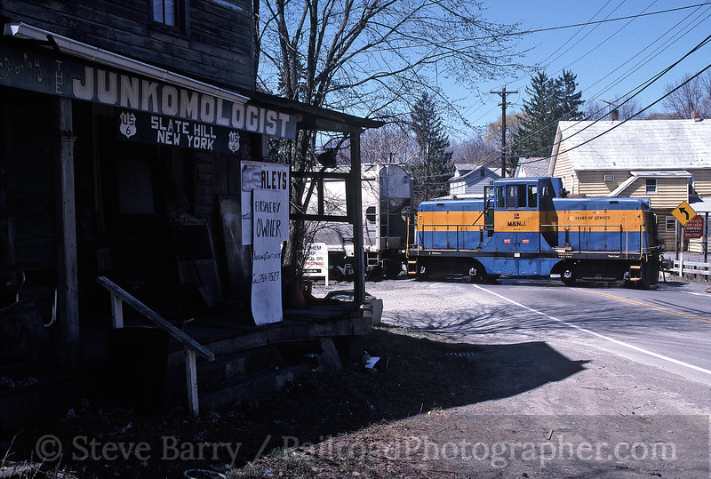 Photo 0330<br /> Middletown & New Jersey; Slate Hill, New York<br /> April 10, 1997