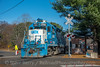 Photo 5368<br /> Branford Steam Railroad<br /> Pine Orchard, Connecticut<br /> November 12, 2018
