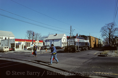 Photo 3777 New York & Greenwood Lake; Garfield, New Jersey January 1998