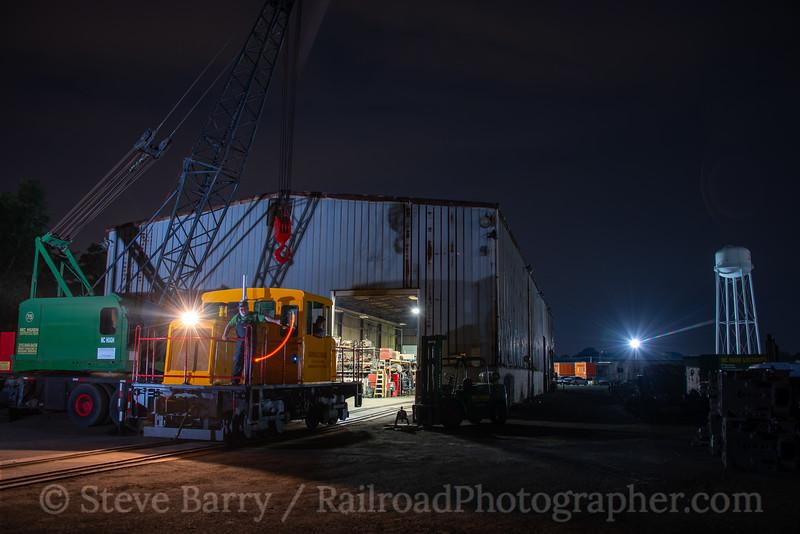 McHugh Locomotive & Equipment; Fairless Hills PA; 7/24/21