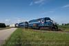 Photo 1641<br /> Progressive Rail; Eureka Center, Minnesota<br /> August 10, 2009
