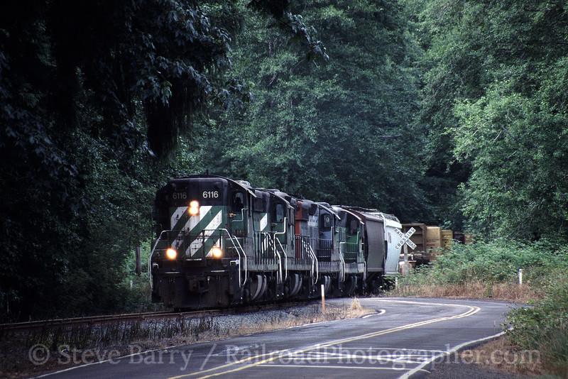 Photo 0873<br /> Port of Tillamook Bay; Batterson, Oregon<br /> July 2005