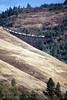 Photo 0193<br /> Camas Prairie RailNet; Half Moon Trestle, Reubens, Idaho<br /> September 2000