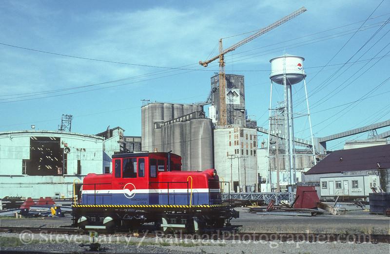 Photo 3618<br /> Port of Vancouver; Vancouver, Washington<br /> June 10, 1997