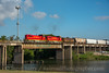 Photo 5265<br /> Port Terminal Railroad Association<br /> Brays Bayou, Houston, Texas<br /> October 8, 2018