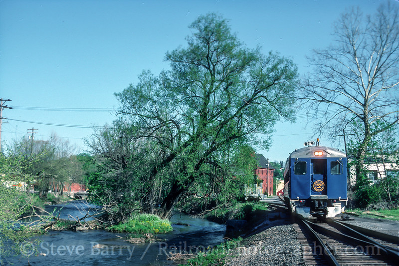 Photo 5491<br /> Bellefonte Historical Railroad Society<br /> Bellefonte, Pennsylvania<br /> May 1988