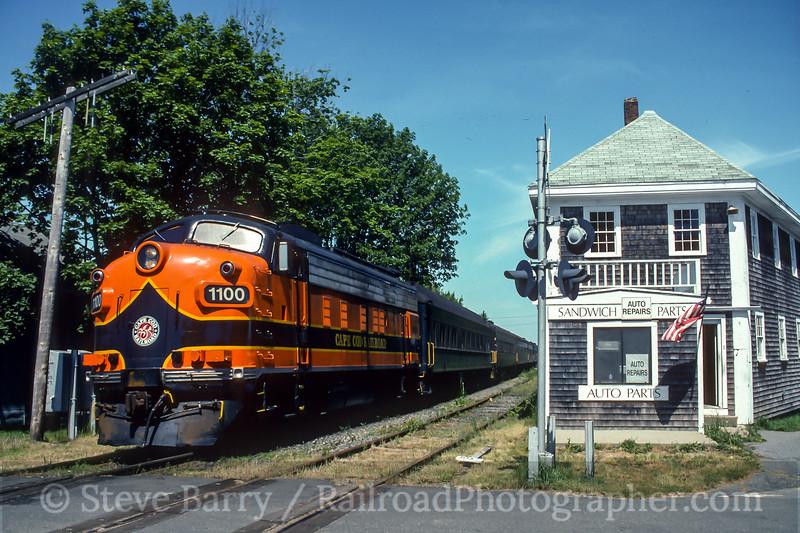 Photo 4508<br /> Cape Cod<br /> Sandwich, Massachusetts<br /> July 1992