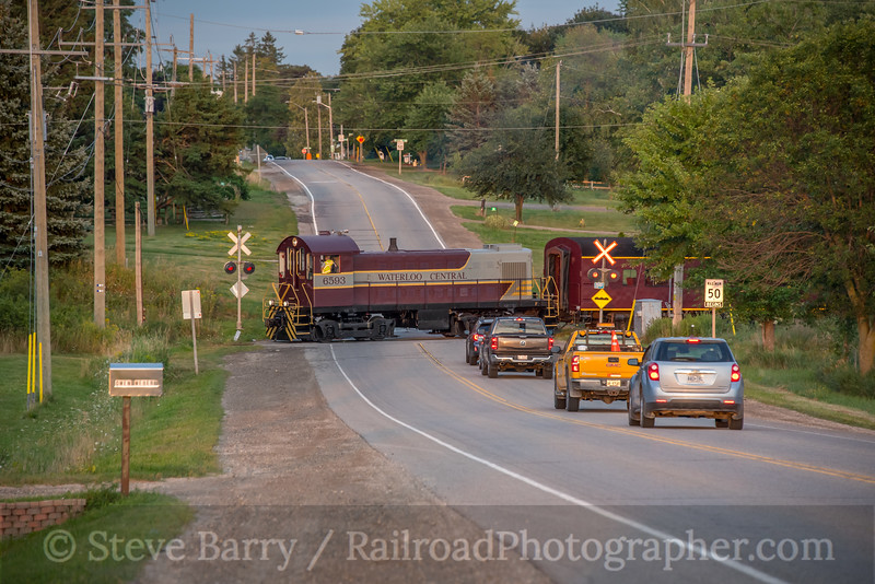 Waterloo Central; St. Jacobs ON; 8/15/19