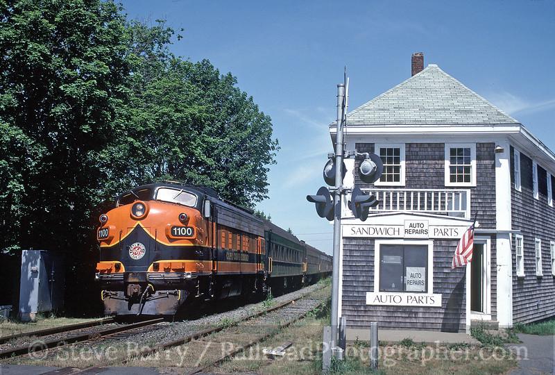Cape Cod Scenic; Sandwich MA; 7/10/92