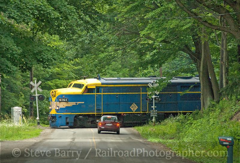 Photo 1504<br /> New York & Lake Erie; Dayton, New York<br /> June 28, 2009