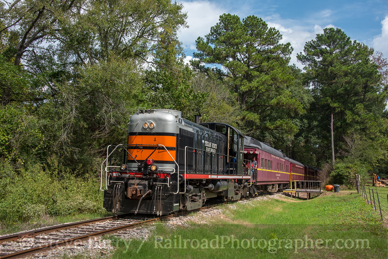 Photo 5262<br /> Texas State<br /> Maydelle, Texas<br /> October 7, 2018