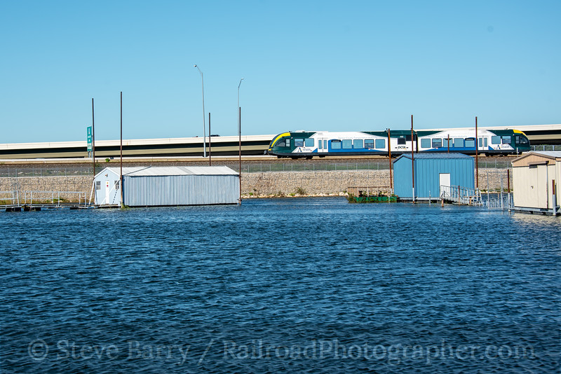 Photo 5287<br /> Denton County Transportation Authority<br /> Lewisville, Texas<br /> October 11, 2018