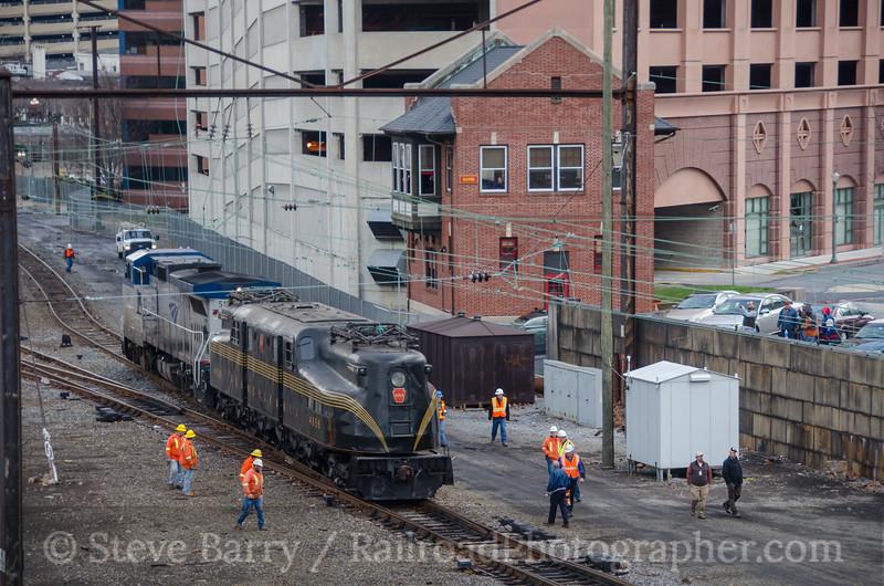 Photo 3122<br /> Pennsylvania Railroad 4859; Harrisburg, Pennsylvania<br /> April 5, 2014