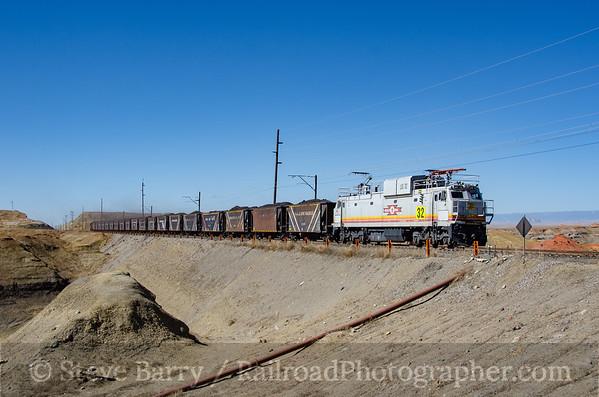 Photo 3865 Navajo Mine; Ojo Amarillo, New Mexico July 12, 2016