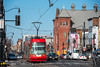 Photo 4620<br /> DC Streetcar<br /> H & 12th, Washington, D.C.<br /> March 25, 2018