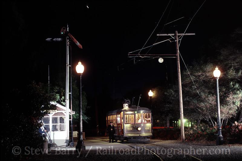 Photo 0588<br /> Western Railway Museum; Rio Vista Junction, California<br /> June 23, 1999