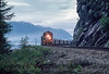 Photo 2953<br /> BC Rail; Porteau, British Columbia<br /> May 24, 1986