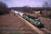 Photo 1722<br /> Burlington Northern<br /> Swedeborg, Missouri