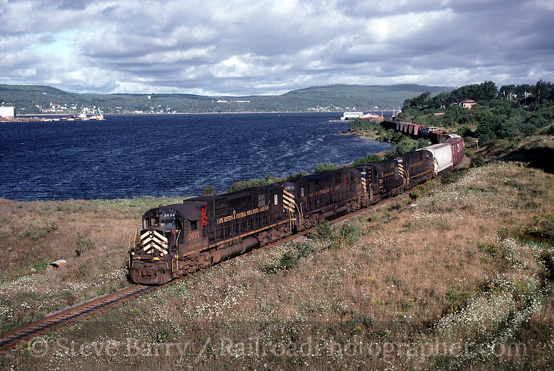 Photo 0712<br /> Cape Breton & Central Nova Scotia; Port Hawkesbury, Nova Scotia<br /> August 30, 1996