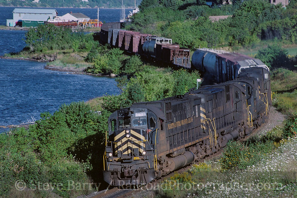 Photo 4146 Cape Breton & Central Nova Scotia; Port Hawkesbury, Nova Scotia August 1996