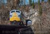 Photo 4416<br /> Clinchfield Santa Train<br /> Kingsport, Tennessee<br /> November 16, 2017