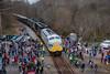 Photo 4425<br /> Clinchfield Santa Train<br /> Fort Blackmore, Virginia<br /> November 18, 2017