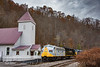 Photo 4424<br /> Clinchfield Santa Train<br /> 