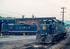 Photo 5218<br /> Chessie System<br /> Brunswick, Maryland<br /> September 1980
