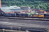 Photo 5147<br /> CSX Transportation<br /> Clifton Forge, Virginia<br /> September 1982