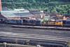 Photo 5147<br /> CSX Transportation<br /> Clifton Forge, Virginia<br /> September 1982