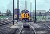 Photo 5118<br /> CSX Transportation<br /> Charlottesville, Virginia<br /> July 1982