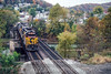 Photo 5163<br /> CSX Transportation<br /> Grafton, West Virginia<br /> October 1991