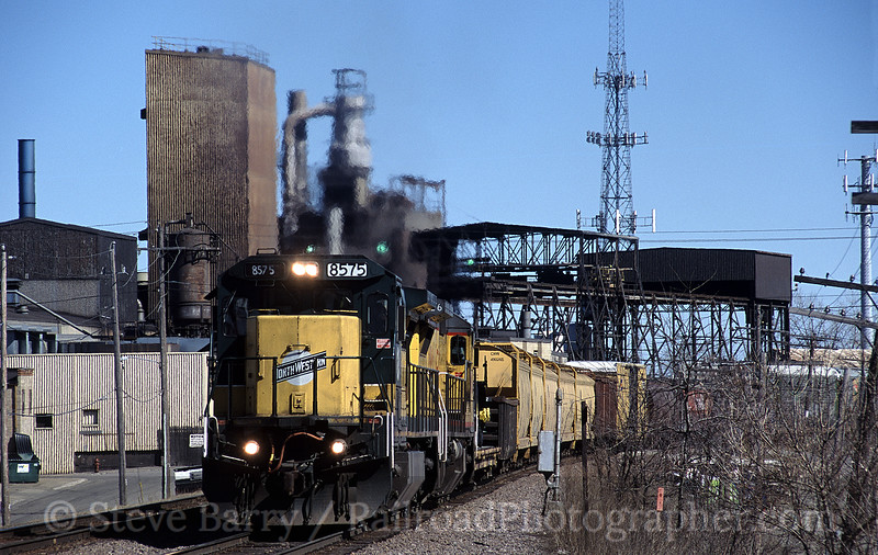 Photo 0623<br /> Union Pacific (Chicago & North Western); West Allis, Wisconsin
