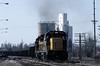 Photo 0661<br /> Chicago & North Western; Boone, Iowa<br /> April 5, 1993
