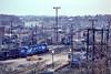 Photo 4523<br /> Conrail<br /> Enola Yard, Enola, Pennsylvania<br /> February 1980