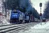 Photo 4485<br /> Conrail<br /> Gulf Summit, New York<br /> February 1989