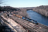 Photo 0173<br /> Conrail; Easton, Pennsylvania<br /> April 15, 1997