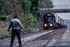 Photo 2519<br /> Conrail; Palmyra, Pennsylvania<br /> April 29, 1998