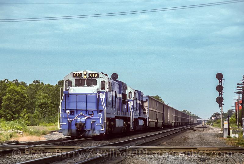 Detroit Edison; Elyria OH; 7/18/93