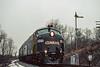 Conrail; Barton NY; 11/1997