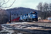 Photo 5221<br /> Conrail<br /> Warrior Ridge, Pennsylvania<br /> January 1992