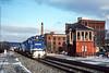 Conrail; Huntingdon PA; 1/1992