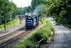Photo 5051<br /> Conrail<br /> Freemansburg, Pennsylvania<br /> August 1988