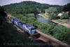 Photo 1315<br /> Conrail; Spruce Creek, Pennsylvania<br /> August 14, 1993