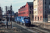 Photo 5166<br /> Conrail<br /> Reading, Pennsylvania<br /> February 1985