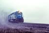 Photo 5115<br /> Conrail<br /> Horseshoe Curve, Altoona, Pennsylvania<br /> April 1990