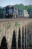 Photo 0738<br /> Conrail; Starrucca Viaduct, Lanesboro, Pennsylvania